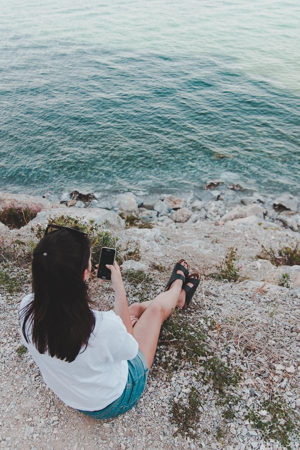 Widoki na morze