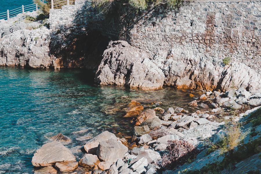 Przejrzyste Morze Egejskie