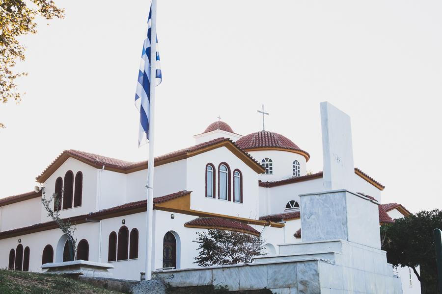 Grecka architektura sakralna
