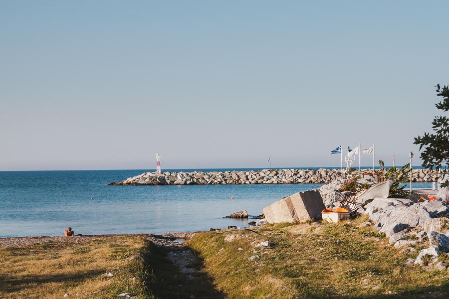 Port w Platamonas