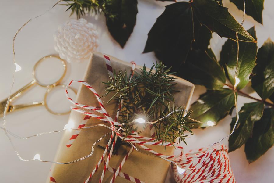 Prezent świąteczny
