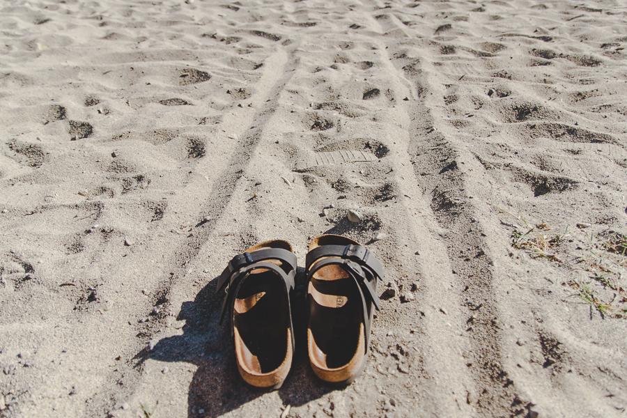 Ostatni dzień na plaży