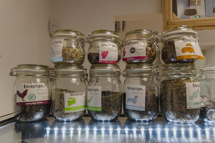 Wybór herbat