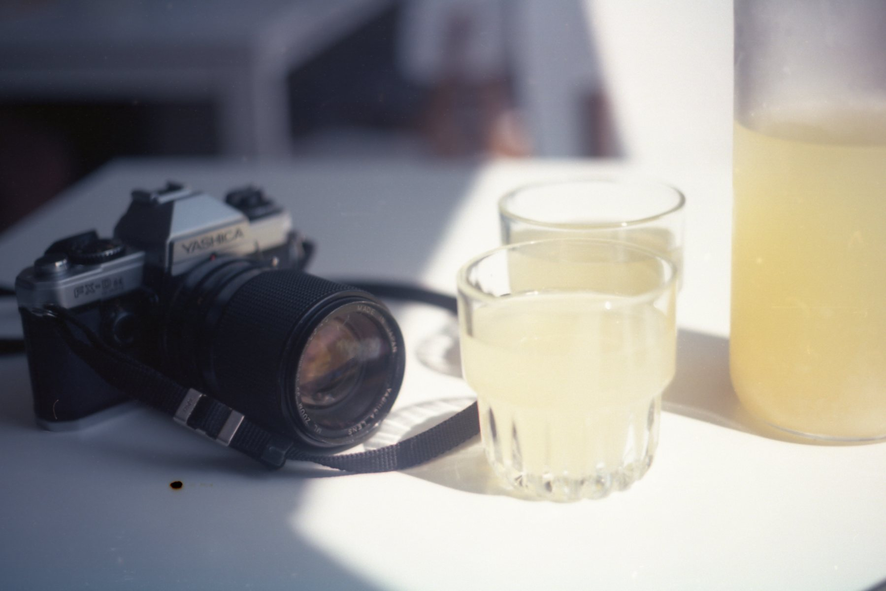Lemoniada w Czerwonym Piecu