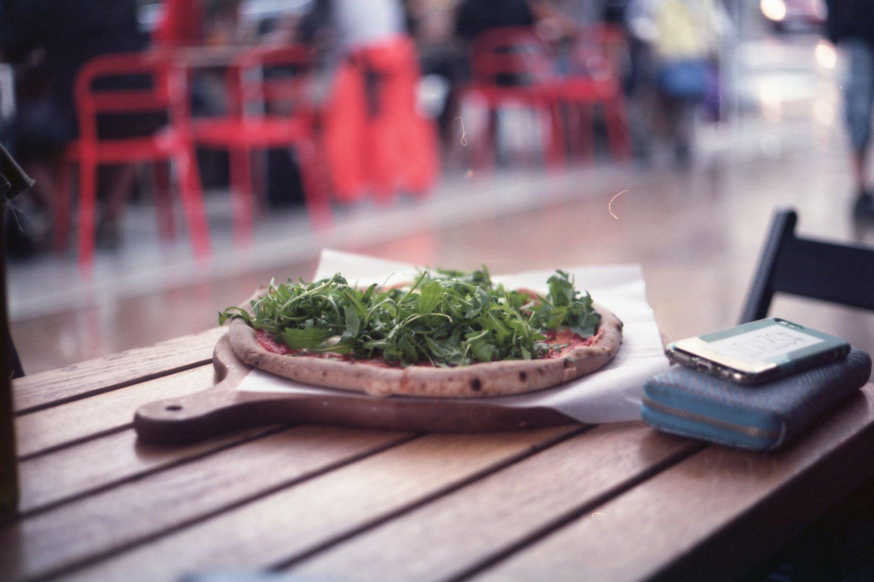 Pizza w Czerwonym Piecu