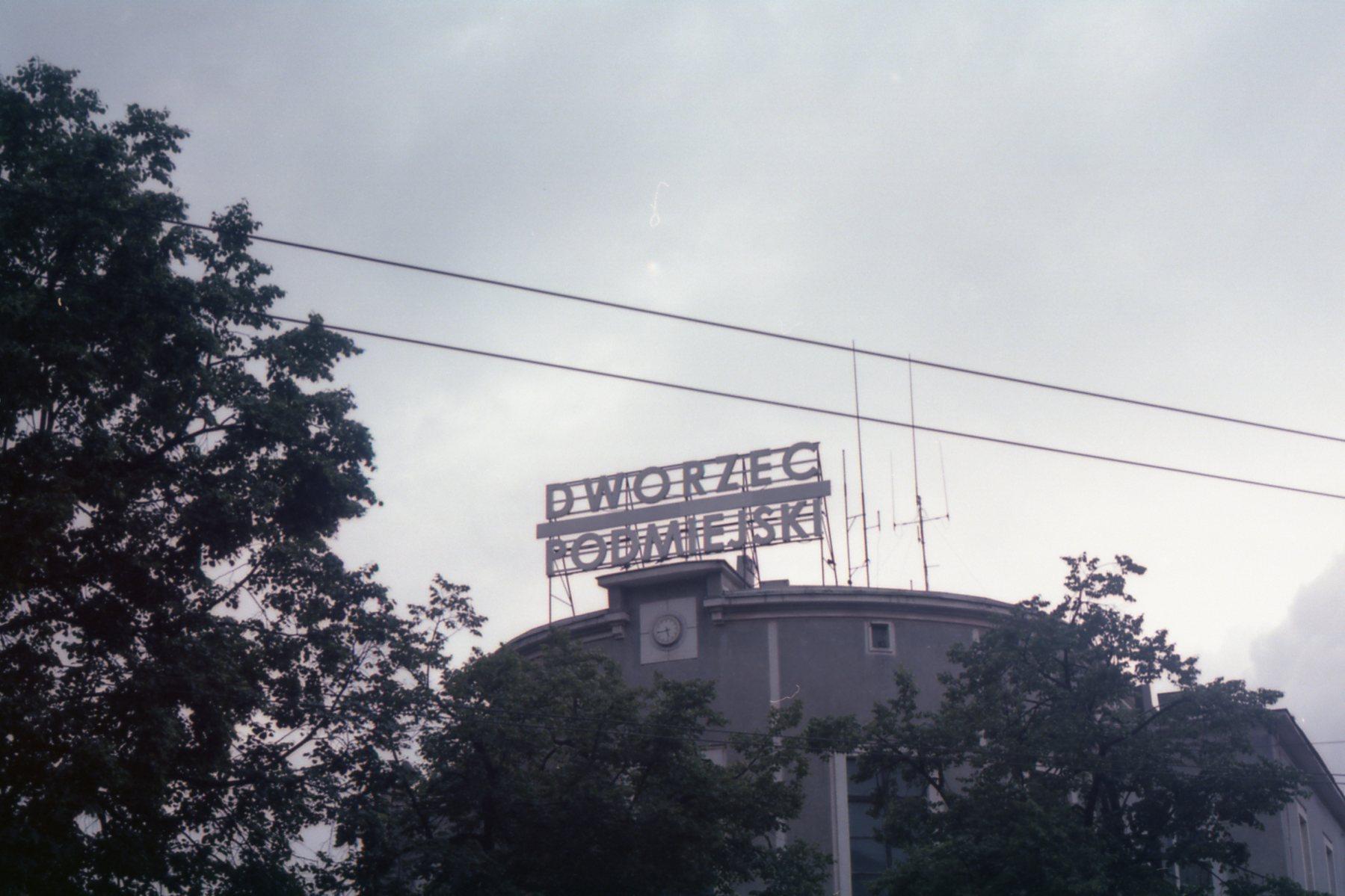 Dworzec Podmiejski
