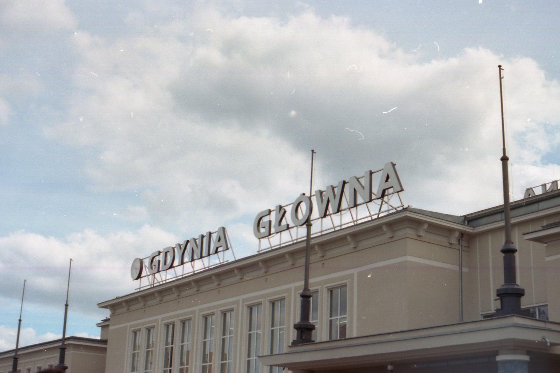 Dworzec Gdynia Główna