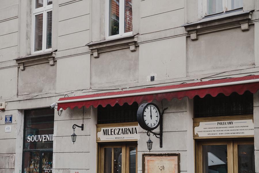 Mleczarnia Kazimierz