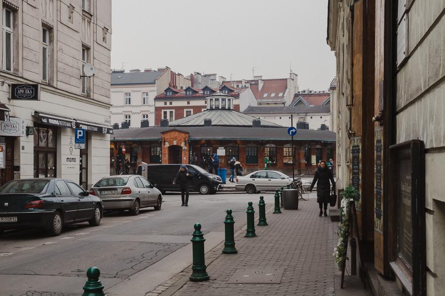 Centrum Kazimierza