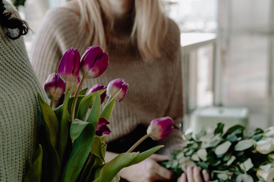 Świeże kwiaty