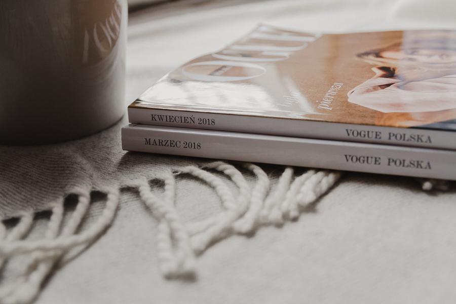 Dwa wydania Voguea za nami