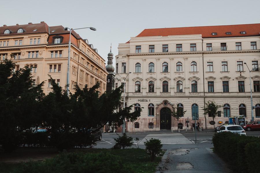 Pierwsza wizyta w Bratysławie