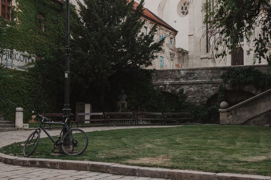 Plac kościelny Bratysława
