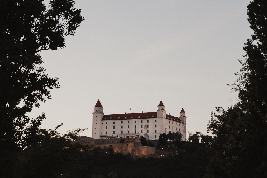Zamek Bratysławy