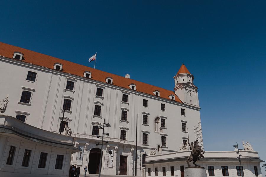 Zamek Bratysława