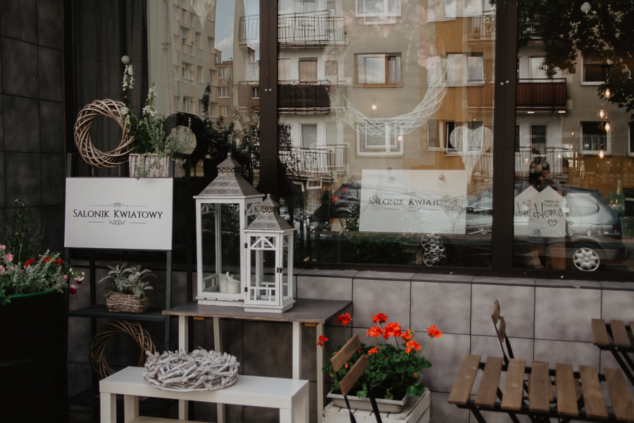 Salonik Kwiatowy