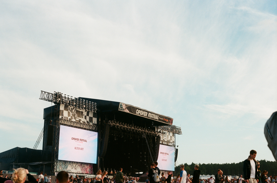 Open'er Festival Main Stage