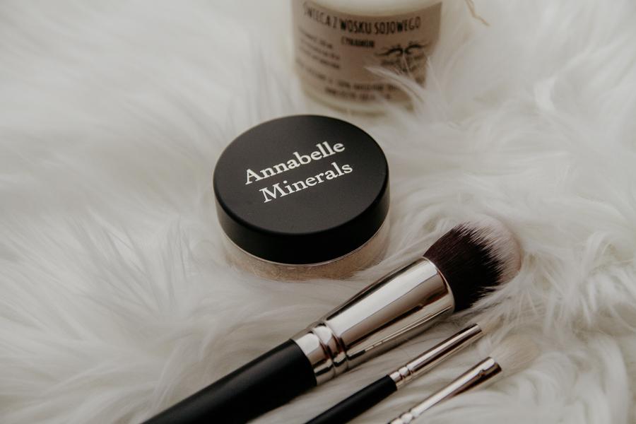 Podkład matujący Annabelle Minerals
