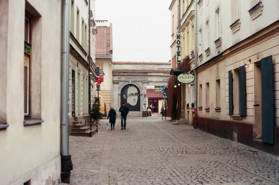 Kraków - luty