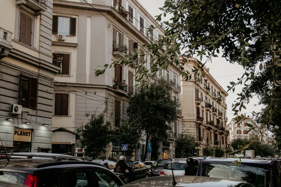 Neapol - dzielnica Vasto