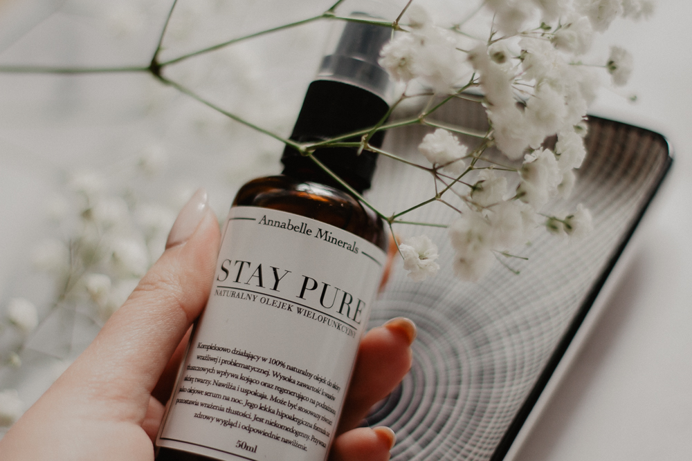 Olejek STAY PURE