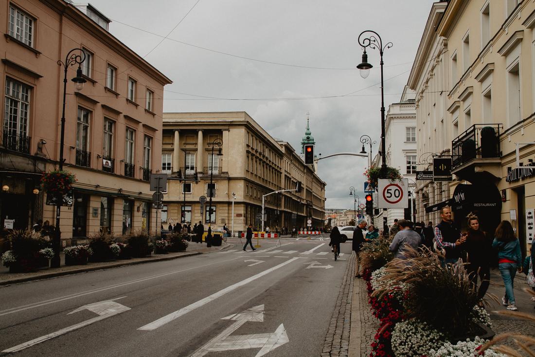 Pocztówka z Warszawy