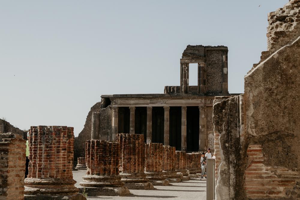 Foro Civile di Pompei