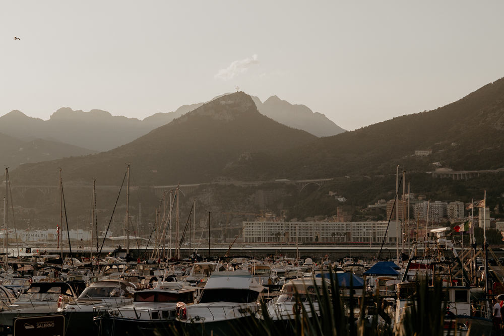 Pompeje i Salerno, czyli jedziemy na południe od Neapolu