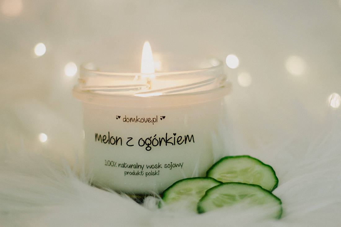 Nastrój dzięki naturalnym świecom